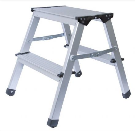 41cm Aluminium Step Up Stool